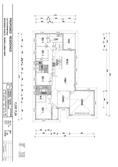 Tweed coast design and drafting service a quality plan for Floor plan drafting services