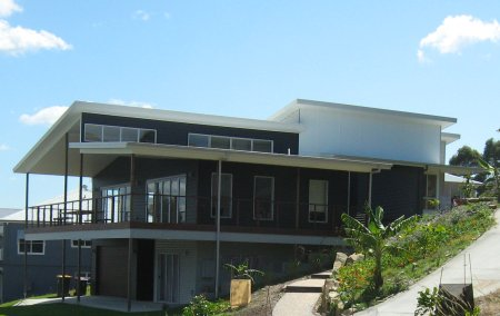 Tweed coast design and drafting service a quality design Sloping site house designs